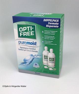 Opti Free Pure Moist Kontaktlinsenpflegemittel